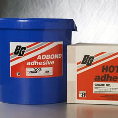 AdBond Adhesive from Burgess Galvin