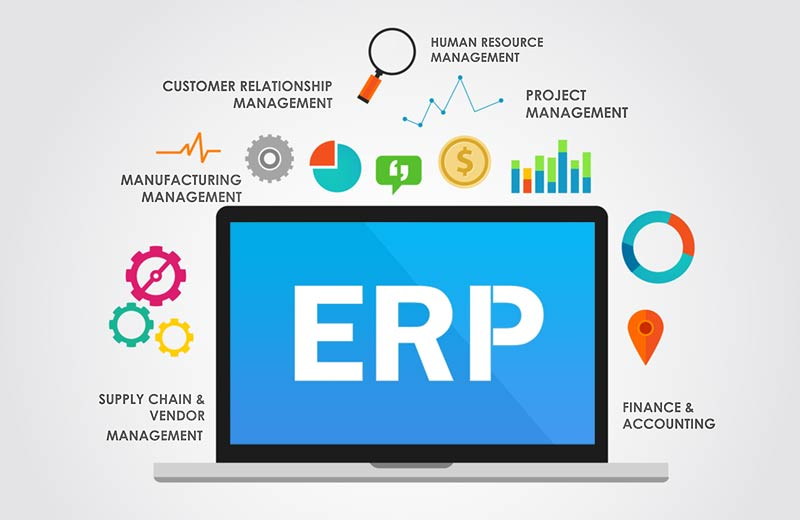 ERP Business Modules for small businesses